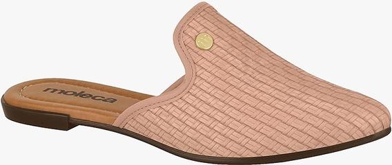 Sapato Mule Flat Moleca 5444.200.18655 Mm302
