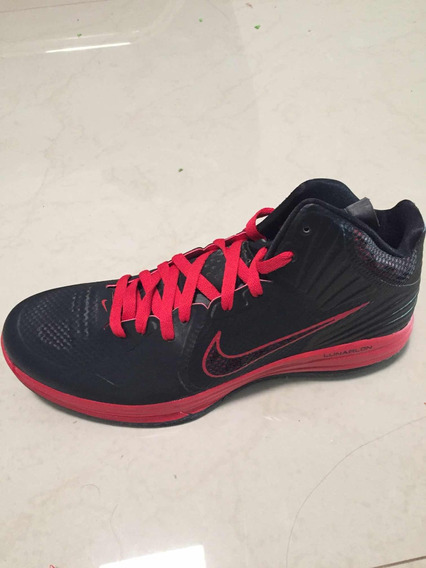 Tenis Nike Hyperfuse Zoom Air Basketball