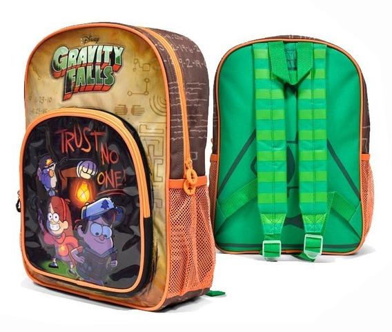 Mochila Gravity Falls 15´ Original Magic4ever