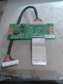 Placa T-con 6870c-0442b +cab.flets Tv Semptoshiba Le3278i(a)