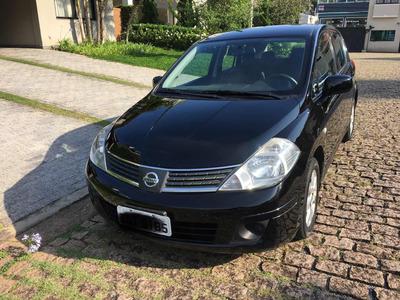 Nissan Tiida 1.8 S Flex Aut. 5p 2009