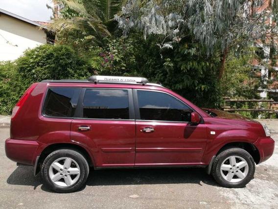 Nissan X-trail 2005. 4x4. Excelente Estado. Papeles Al Día.