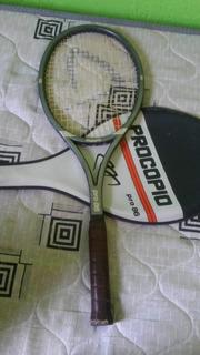 Raquete De Tênis Pro 86 - Raridade (barato!!)