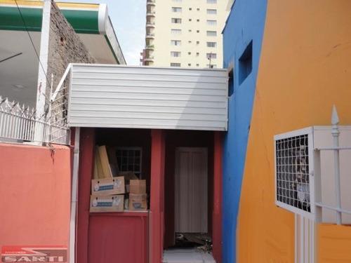 Imagem 1 de 2 de Terreno Santa Terezinha - 10,00 X 50,00  - St11335
