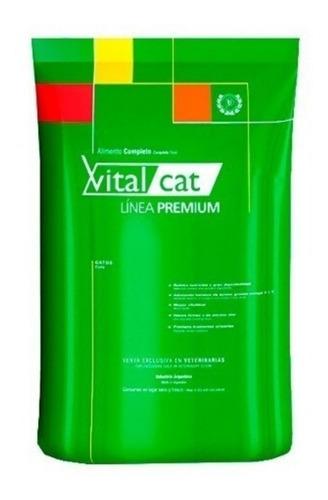 Imagen 1 de 1 de Alimento Vitalcan Premium para gato adulto sabor mix en bolsa de 7.5kg