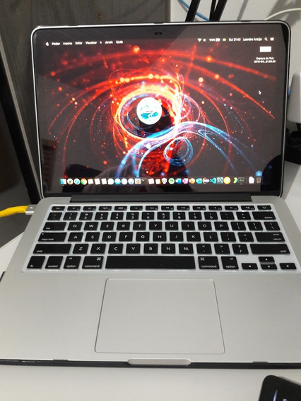 Macbook Pro Retina De 2015 Core I5 8gb Ram 256gb Ssd (leia)