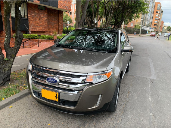Ford Edge 2013 Full Equipo
