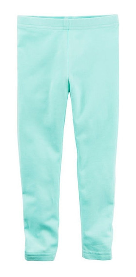 Calza Carters Leggings Verde Agua