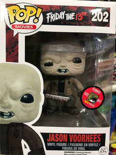 Jason - Funk Pop Jason Voorhees #202 Friday The 13th Terror