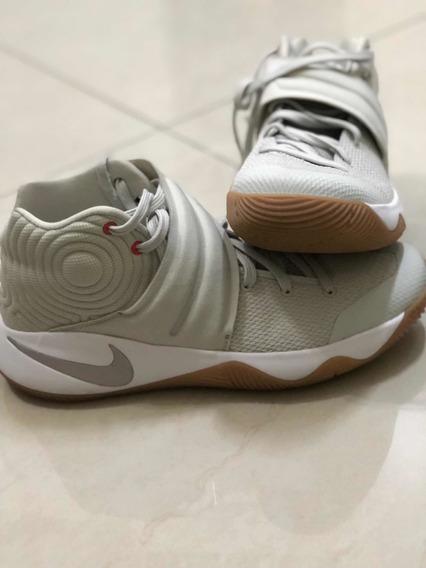 Tênis Nike Lebron James Cinza Tam.41- Original