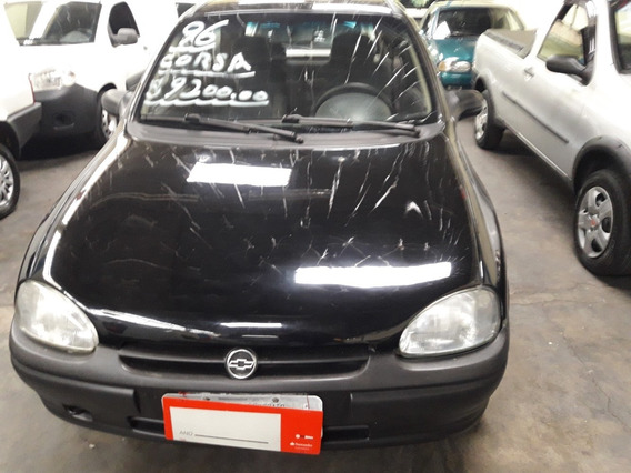 Chevrolet Corsa Hatch 2 Pts. 1996 Gasol. Preto