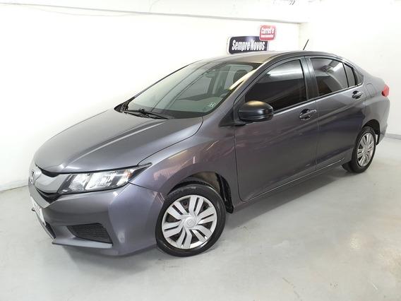 Honda City Sedan Dx 1.5 Flex 16v Mec. 2014/2015