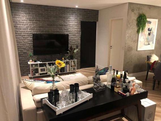 Apartamento Em Jardim Tupanci, Barueri/sp De 105m² 3 Quartos À Venda Por R$ 600.000,00 - Ap304901