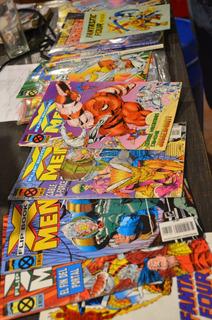 Pack 22 Comic Book Fatal Atractions 4 Fantasticos Marvel