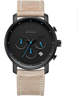 Reloj Baogela Estilo Mvmt Cronografos Funcionales Nuevos