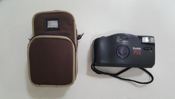 Câmera Analógica Kodak Star 735 + Case