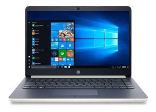 Laptop Gamer Hp Amd A4 4gb Ssd 64gb Pantalla 14 Radeon R3