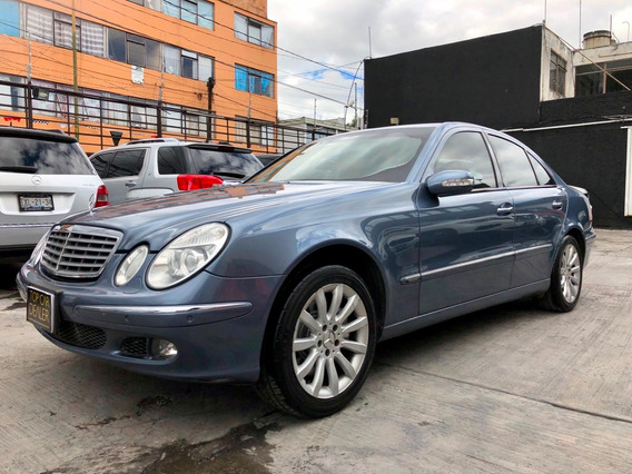 Remato Mercedes-benz Clase E E500 Guard 2005 Autos Blindados