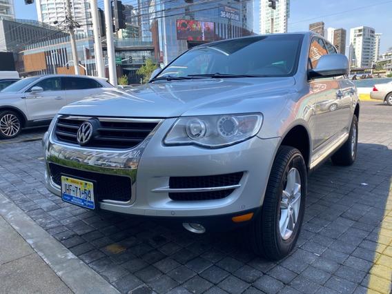 Volkswagen Touareg V6 Paq. Premium