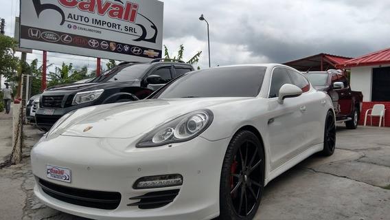 Porsche Panamera S Blanco 2011
