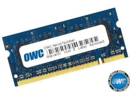 Memoria Ram 6gb Owc Kit (2gb+4gb) Pc2-6400 Ddr2 800mhz So-dimm 200 Pin Upgrade Kit