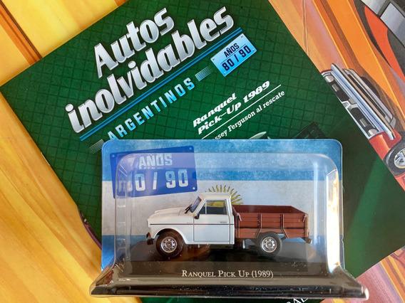 Ranquel Pick Up Miniatura Colecao Argentina 1/43 No F-100