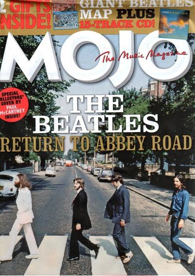 Mojo Rock Magazine - The Beatles Return Abbey Road
