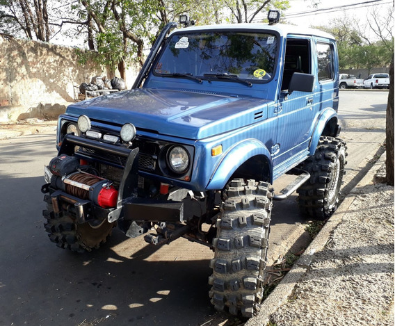 Suzuki Samurai Jx 1.3 Metal 4x4