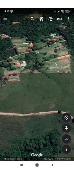 Terreno Sítio 20.600m São Roque Atrás Do Aeroporto.