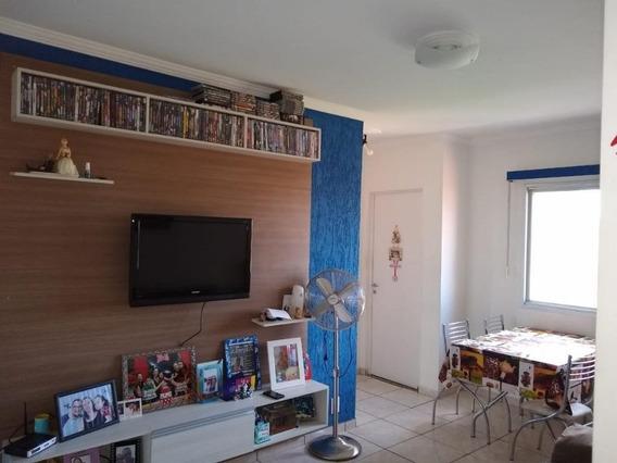 Apartamento Em Jardim Flórida, Jacareí/sp De 65m² 2 Quartos À Venda Por R$ 160.000,00 - Ap177468