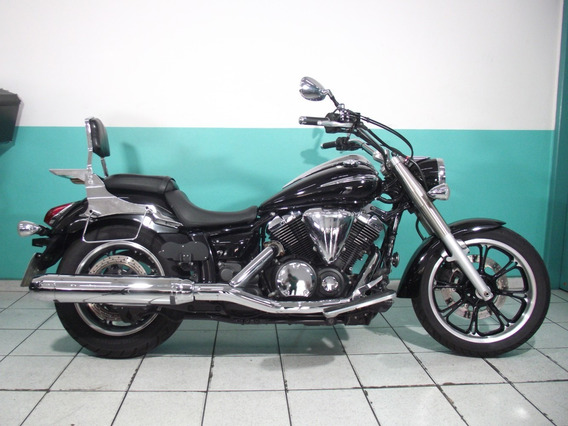 Midnight 950 Yamaha Custom Xvs
