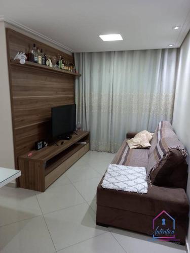 Apartamento Com 3 Dormitórios, 63 M² - Venda Por R$ 466.400,00 Ou Aluguel Por R$ 2.100,00/mês - Ecolife - São Paulo/sp - Ap0525