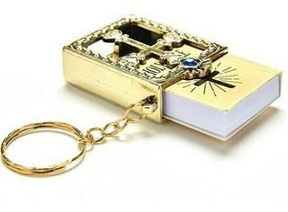 Recordatorio Sagradas Escrituras Mini Biblia Dorada Plateada