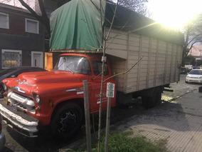 Camion Chevrolet 57 6500 De Coleccion Unico Dueño $ 185,000