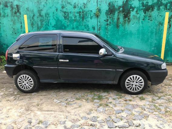 Volkswagen Gol 1.6 3p Gasolina 2000
