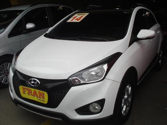 Hyundai Hb20x Style Motor 1.6 2014 Branco