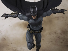 S.h Figuarts Liga Da Justica Batman Japones 12 X Sem Juros