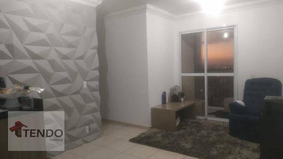 Apartamento - Venda - 3 Dormitórios, - 1 Suíte - Aluguel Por R$ 1.415/mês - Planalto - São Bernardo Do Campo/sp - Ap1247