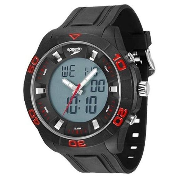 Relógio Masculino Anadigi Speedo 69014g0evnv2 - Promoção!