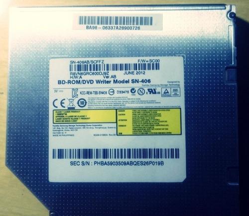 Leitor Blu-ray Notebook - Sata Sn-406