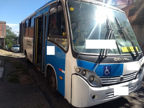 Microônibus-comil Piá- Volks- 9-150 - Ano 2011-12 Cumins