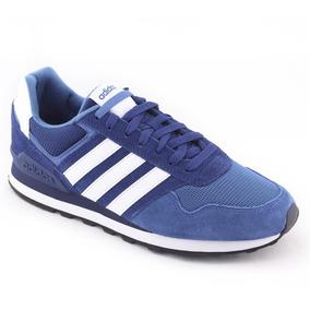 Tênis adidas Neo Azul