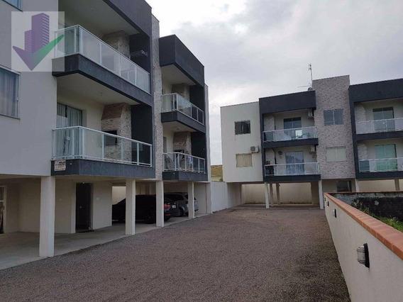 Apartamento Com 2 Dormitórios À Venda, 65 M² Por R$ 258.000 - Farol Do Itapoá - Itapoá/sc - Ap0083