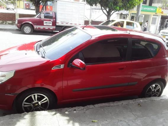 Chevrolet Aveo Emoción Gt