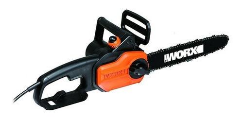 Motosierra Eléctrica Wg305.1 Por Worx 8amp 14 Pulgadas Con