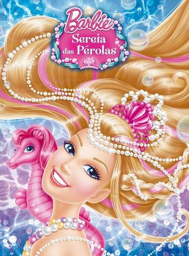 Barbie - Sereia Das Pérolas