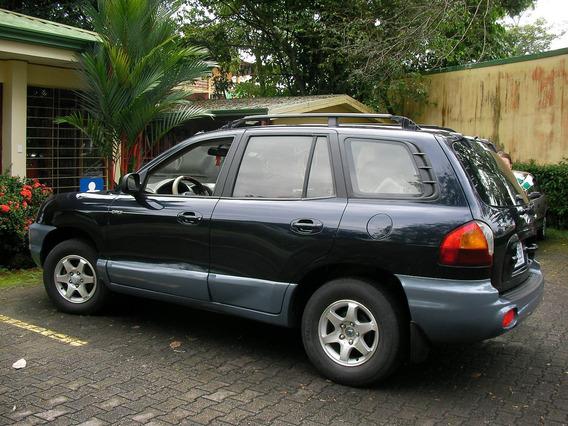 Hyundai, Santa Fe, 2004, Diesel, Manual. O Cambio.