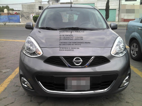 Nissan March 2016 Advance 4 Cil Standar 1.6 Lts Eng $ 29000