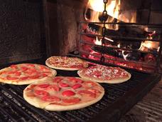 Pizzas Carrera: Pizzas Y Chivitos A La Parrilla!!