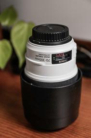 Lente Canon Ef 70-300mm F/4-5.6l Is Usm C/ Parasol